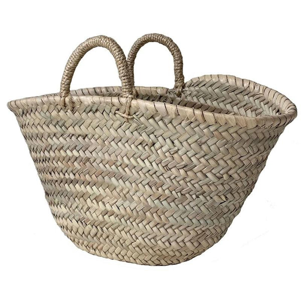 Little Rope Handle Basket