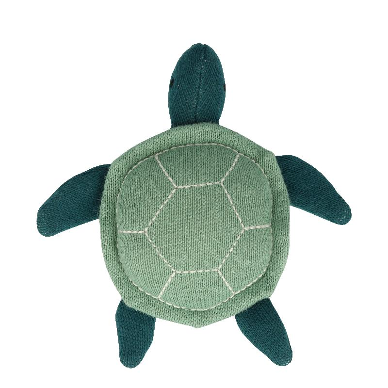 Meri Meri Sea Turtle Baby Rattle