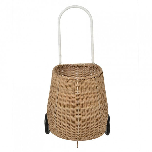 Olli Ella Adult Luggy Basket, Natural