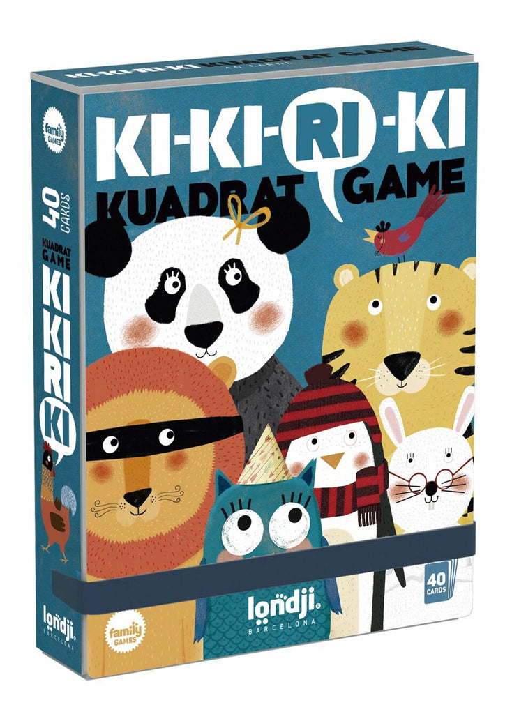 Londji Ki-Ki-Ri-Ki - Educational Game