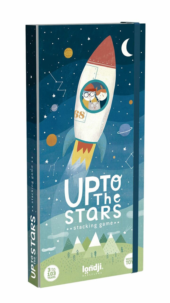 Londji Up To The Stars Wooden Game