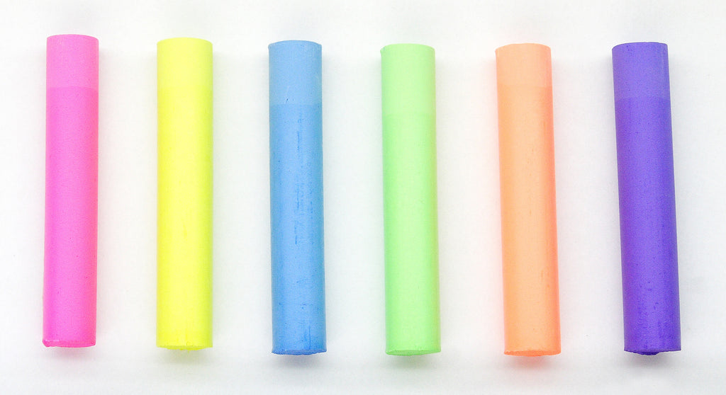 Rikagaku (Kitpas) Dustless Chalk- Basic