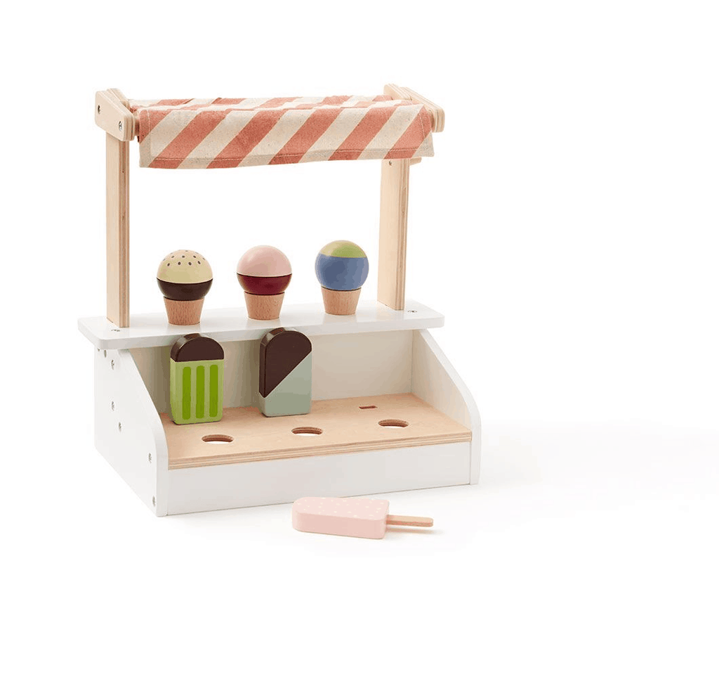 Kids Concept Ice Cream Table Stand, Bistro