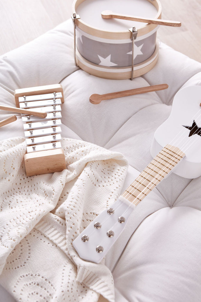Kids Concept Guitar, White