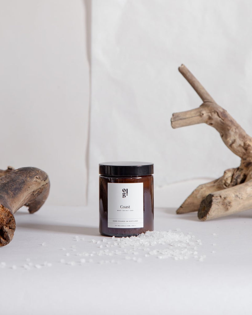 Our Lovely Goods Coast Candle
