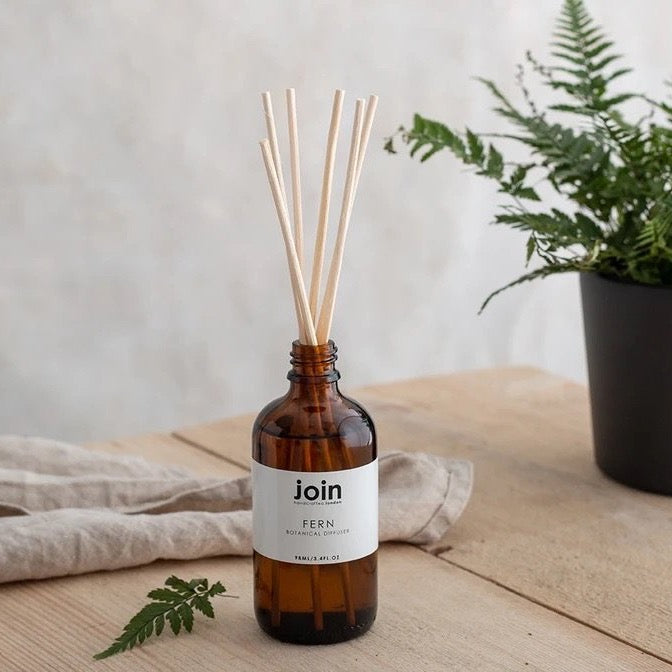 Join Luxury Essential Oil Botanical Room Diffuser, Fern