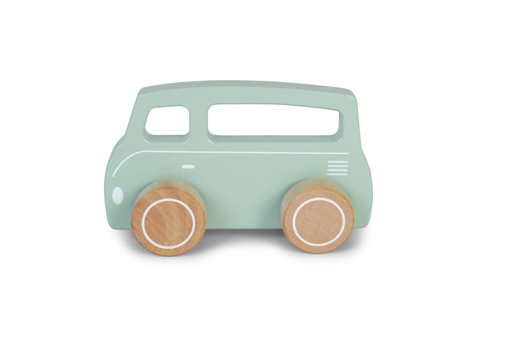 Little Dutch Wooden Camper Van