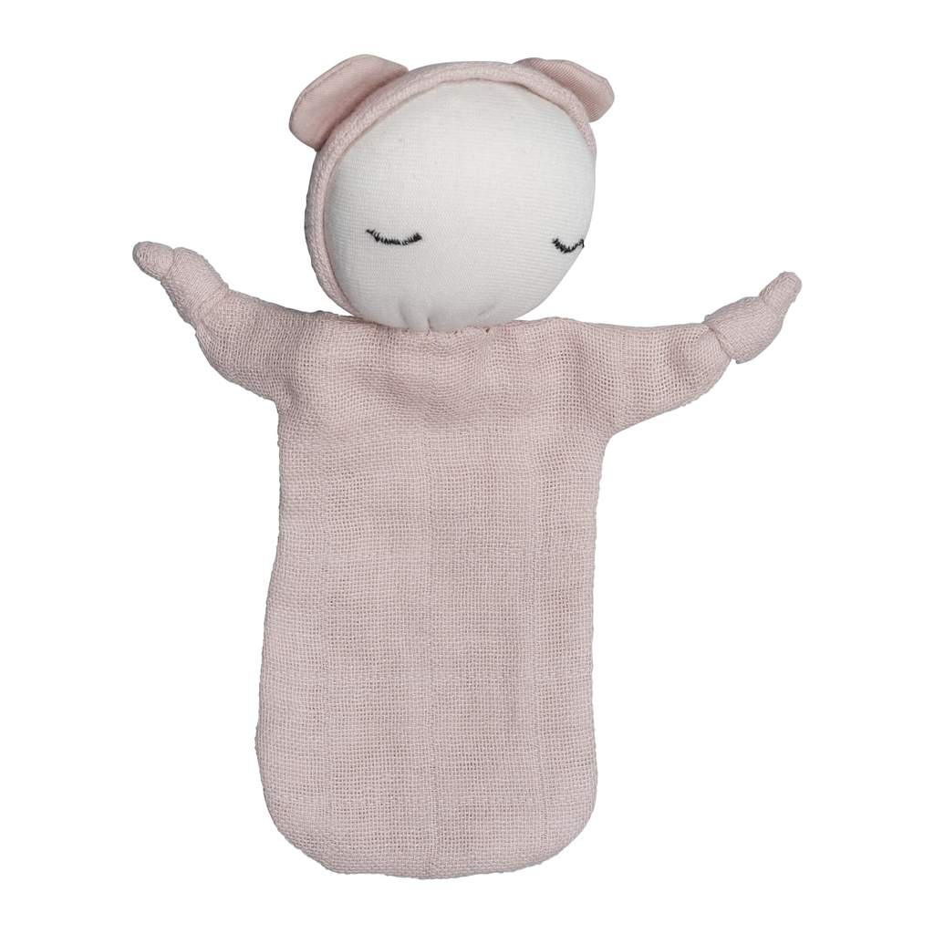 Fabelab Cuddle Doll, Mauve