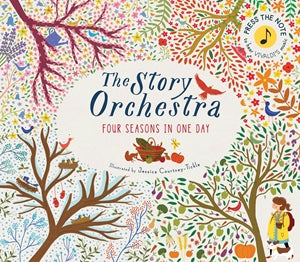 Quatro Kids The Story Orchestra: Four Seasons In One Day