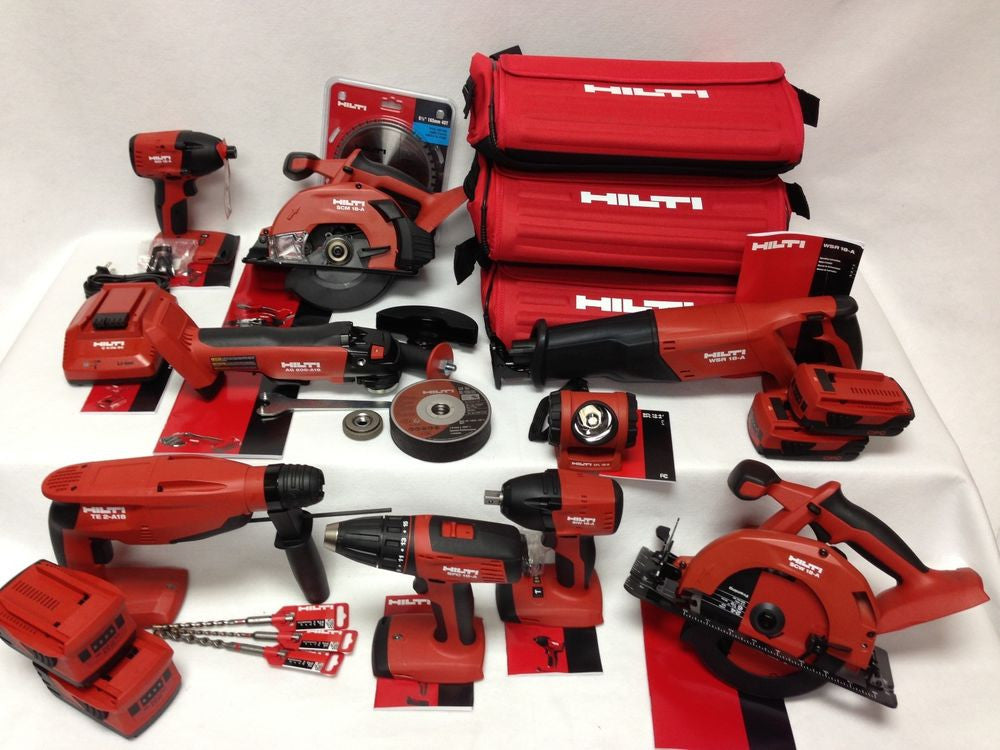 Hilti The Tool Shed Sales and Rentals
