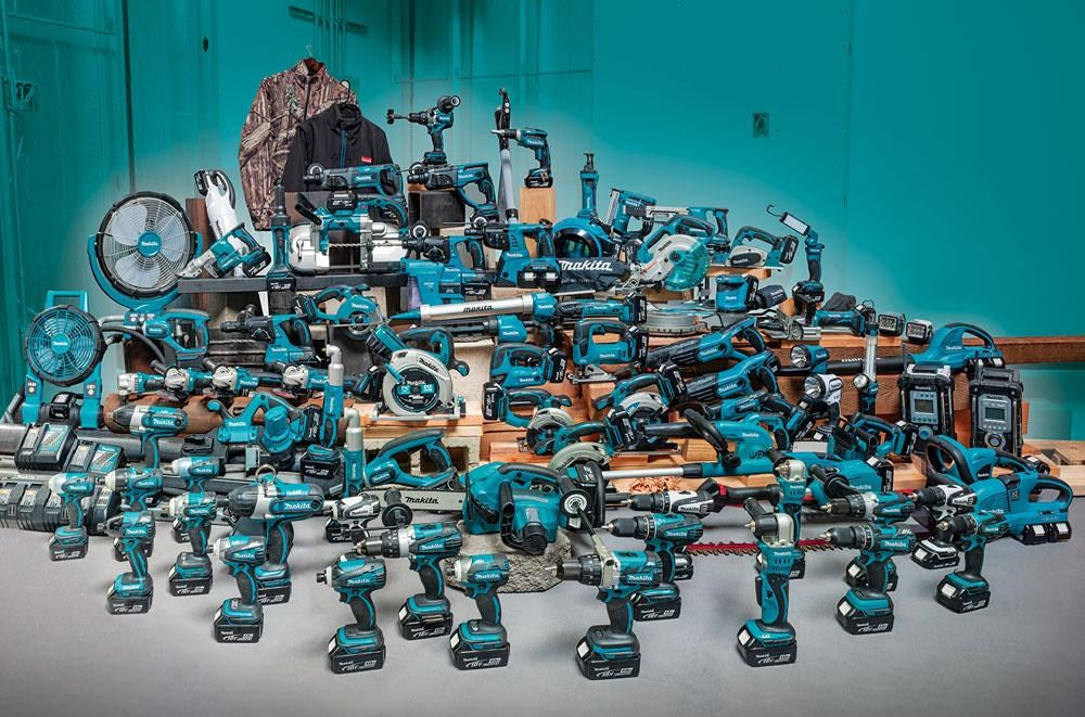 Makita The Tool Shed Sales and Rentals