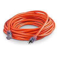 100' High Visibility Extension Cord