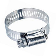 #8N Hose Clamp S/S 3/8 - 1in Narrow Band