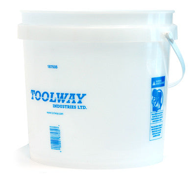 2.1 Gallon Bucket