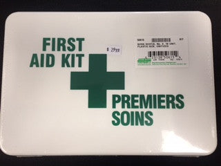 First Aid Kit, Nova Scotia Reg #2