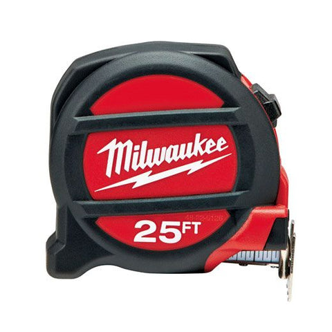 Milwaukee 48-22-7126, 25' Tape Measure