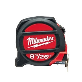 Milwaukee  8M/26 ft. Non-Magnetic Tape Measure
