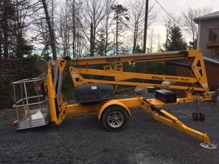 TOW-ABLE MAN LIFT RENTAL