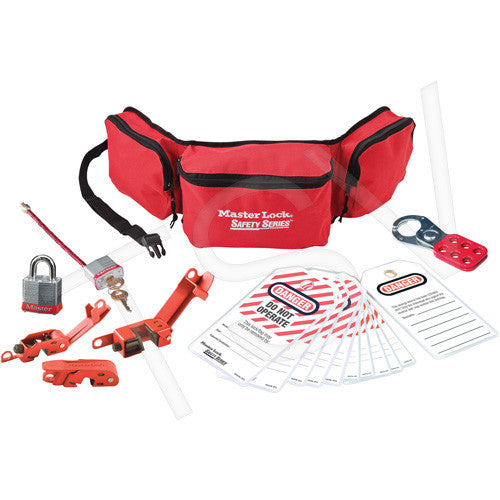 Electrical Pouch Lockout Kits