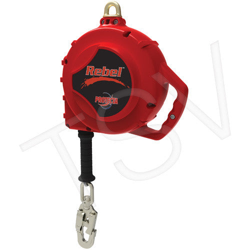 33' Rebel Galvanized Cable Self-Retracting Lifelines