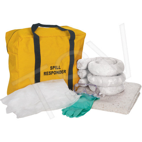 10-Gallon Eco-Friendly Truck Spill Kits - Oil Only