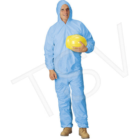 Pyrolon Plus II® Coveralls - FLAME RETARDANT FABRIC
