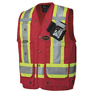CSA Surveyors Vest / Supervisor Vest