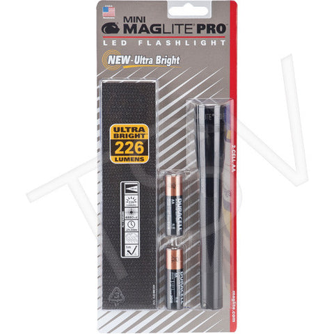 Mini Maglite® PRO LED 2-Cell AA Flashlights