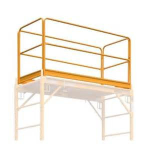 Baker Staging Guard Rail Kits