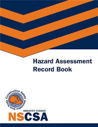 NSCSA Hazard Assessment Book