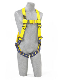 Delta Vest Style Harness - Tongue Buckle (Universal)