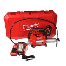 Milwaukee -M18™ Cordless 2-Speed Grease Gun Kit