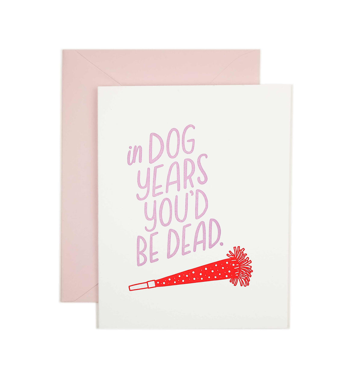 Dog Years Card