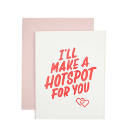 Hotspot For You Card