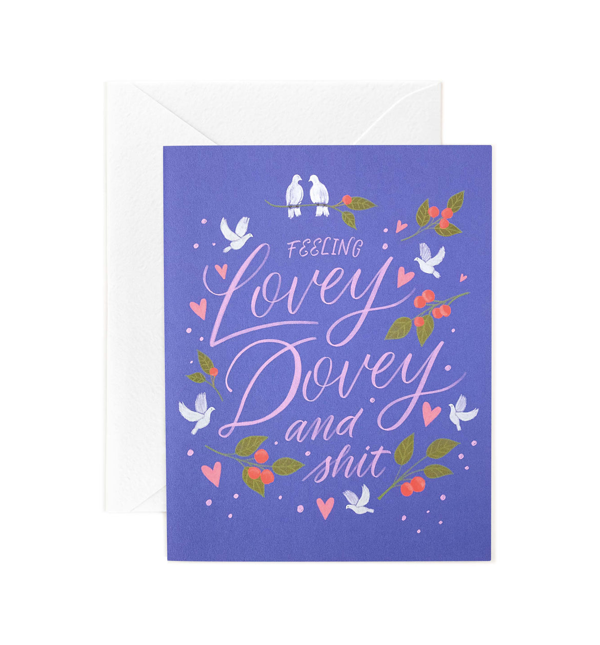 Lovey Dovey Card