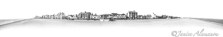Aldeburgh 1 - Photograph printed on Fine Art Paper