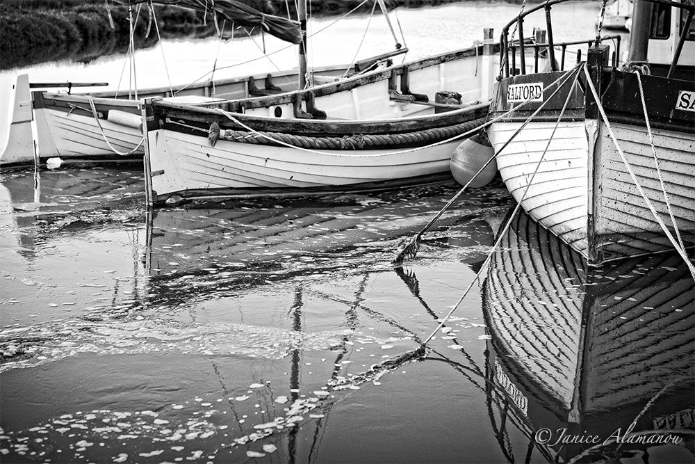 L099714bw Blakeney Boats