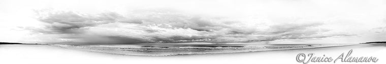 Shoreline - Limited Edition Panoramic Photograph - L211915pan