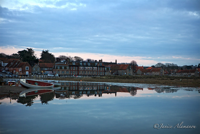 L487416 Blakeney Reflections