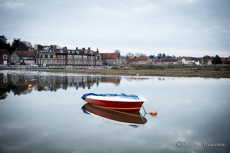 L488016 Reflection of Blakeney