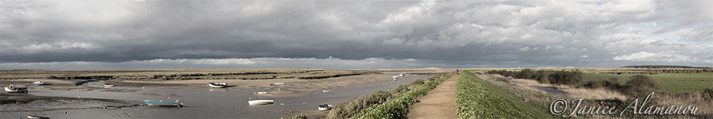 L765116pan Burnham Overy Walks