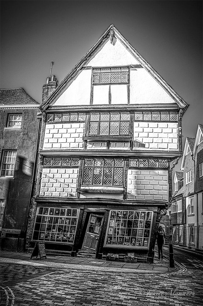 L897720 Old Canterbury Buildings