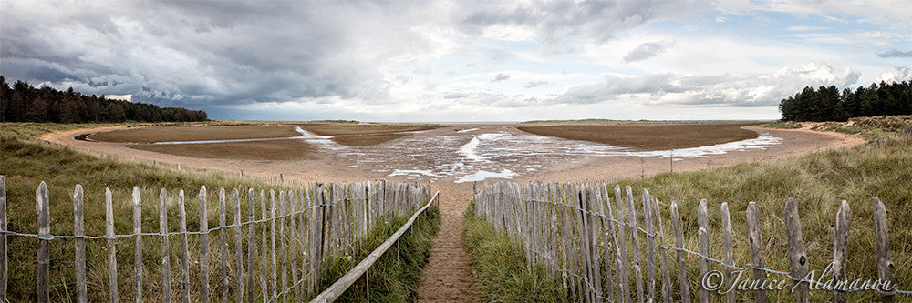 LBc190915pan Holkham Bay