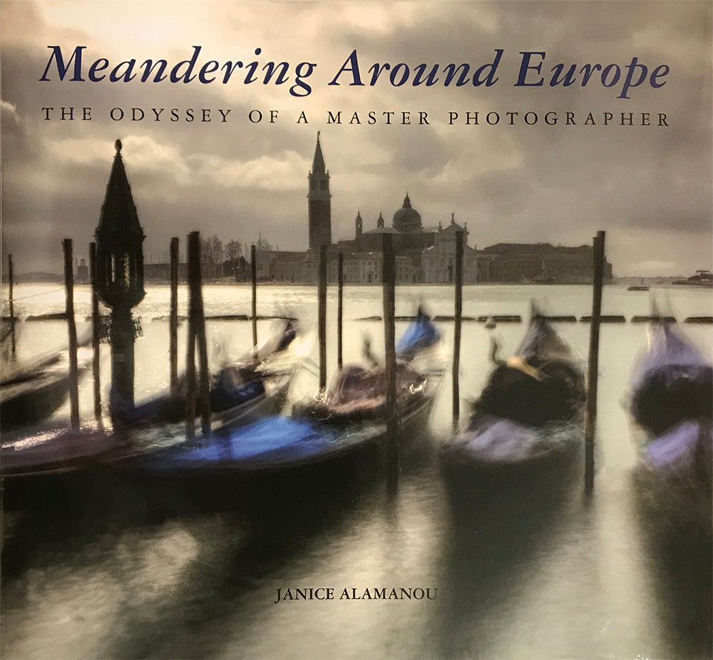 Book - Meandering Around Europe