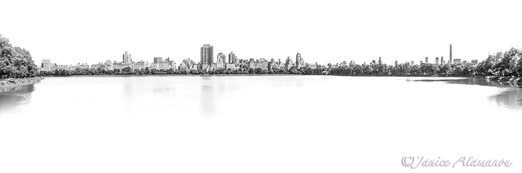 New York - Limited Panoramic Photograph printed on Fine Art Paper NY062918pan