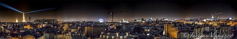 Paris from the Rooftops 2