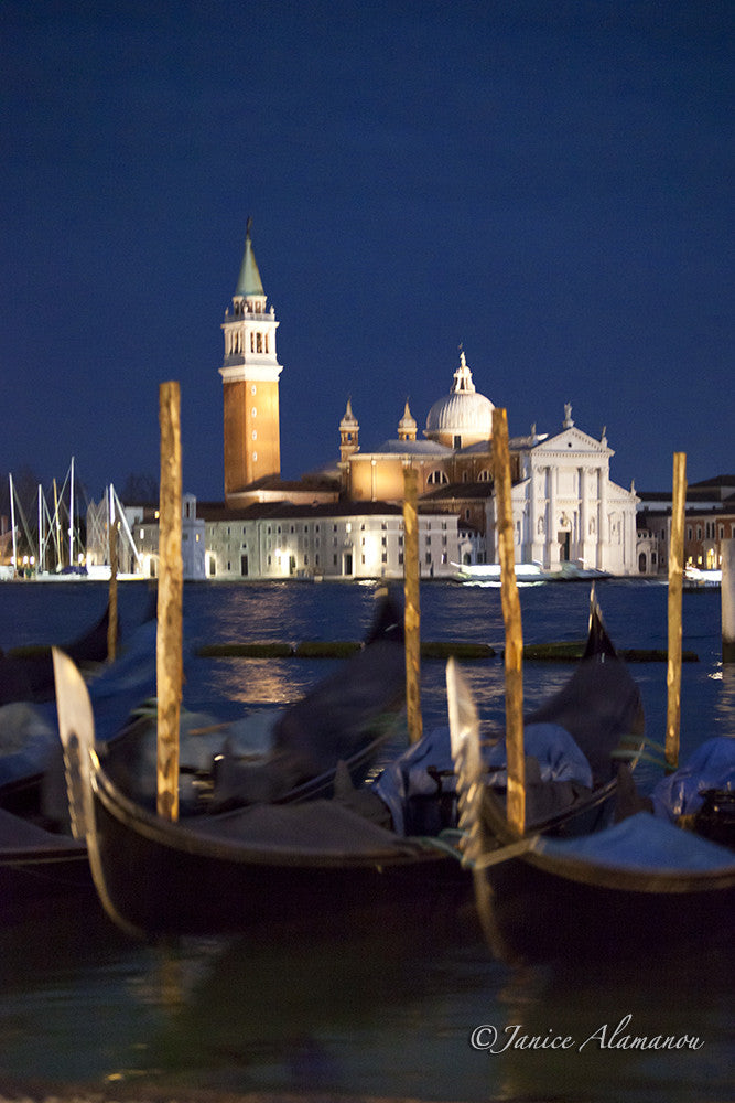 VN773715 Night Venezia