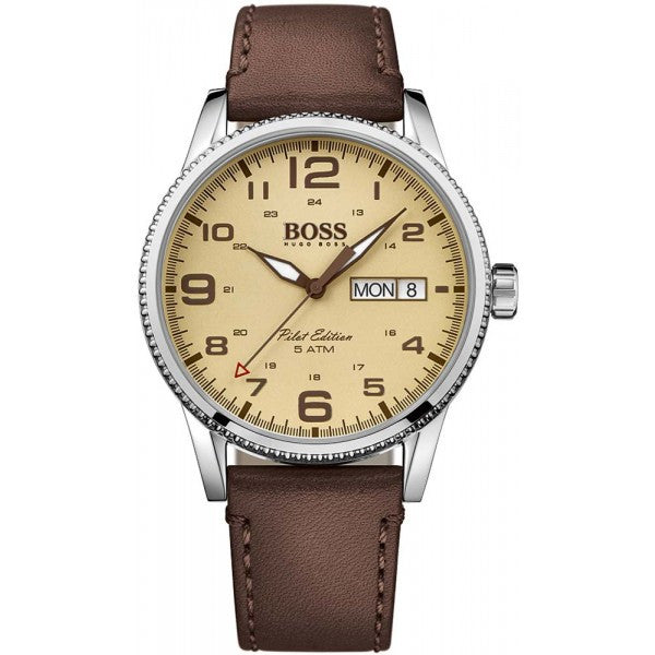 Hugo Boss Pilot Edition Men's Watch - London Time Watches