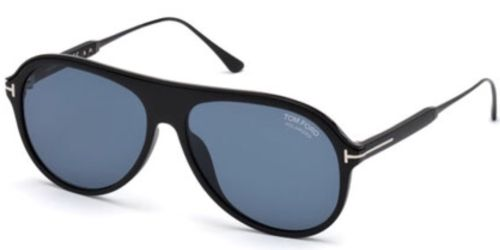 Tom Ford Nicholai-02 Polarized TF0624/S 02D 57