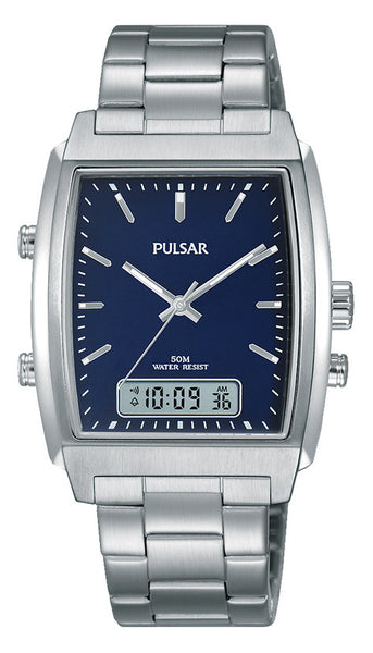 Pulsar Alarm Men's Watch - London Time Watches